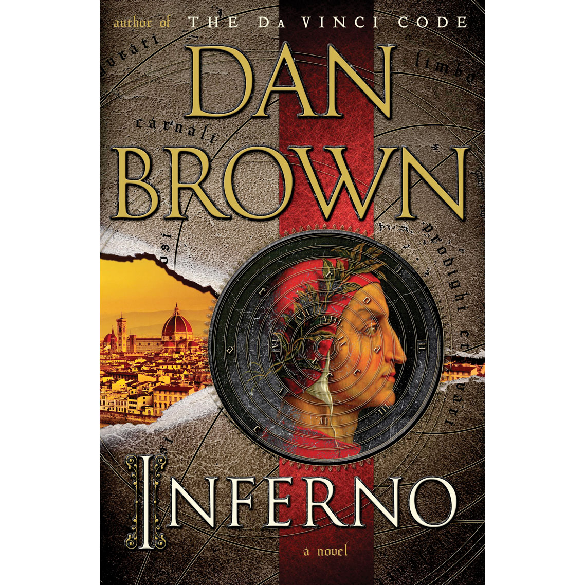 inferno special illustrated edition featuring robert langdon - HD 1138×1138
